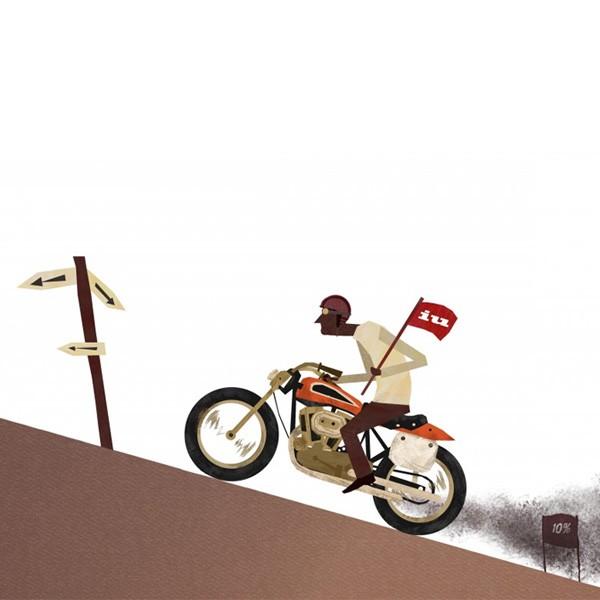 Ilustraciones para la revista Cuadernos del diario.es