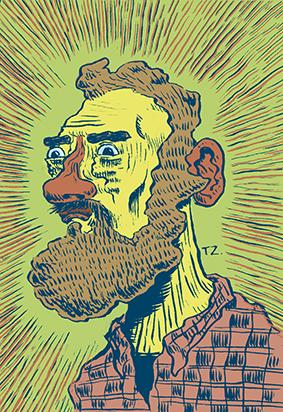 Cesar Tezeta Ilustration